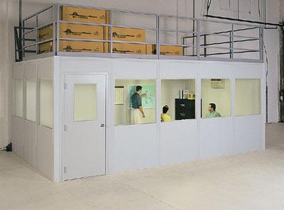 In-Plant Modular Offices | Unistrut Hawaii | Honolulu, Hawaii