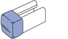 AIC-EC - Fiberglass End Cap