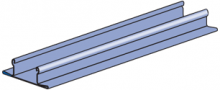 "P1184 - 1-5/8"" x .020"" Closure Strip"