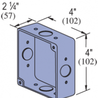P2801 - Junction Box
