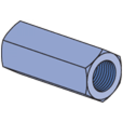 "Rod Coupler (1-5/8"" Series)"