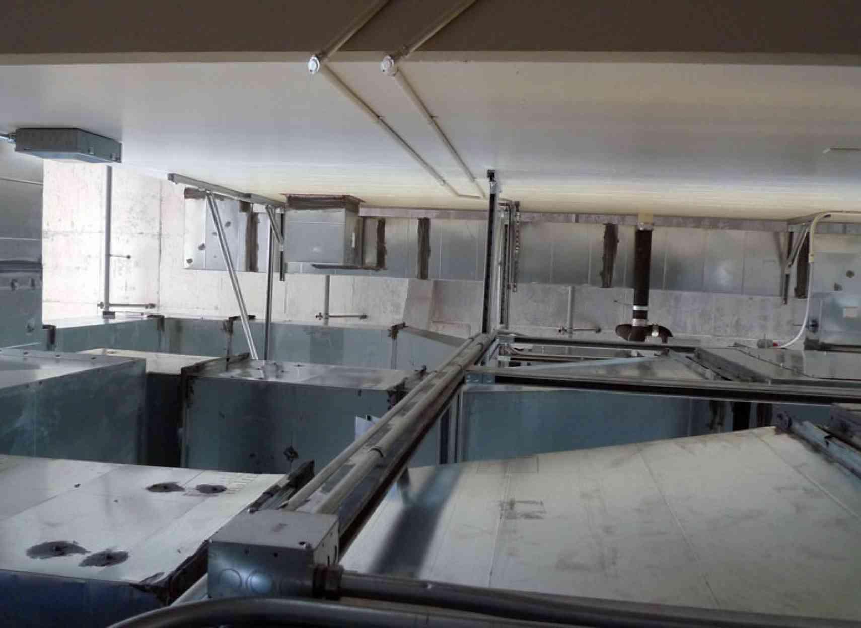 Hickam Air Force Base Unistrut Installation Unistrut