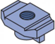 F200 Series - Standard Duty Fiberglass Channel Nuts