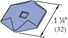 P2485 - Cradle Clip