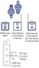 P9010 - Multi-Grip Rivet