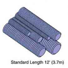 Steel Threaded Rod